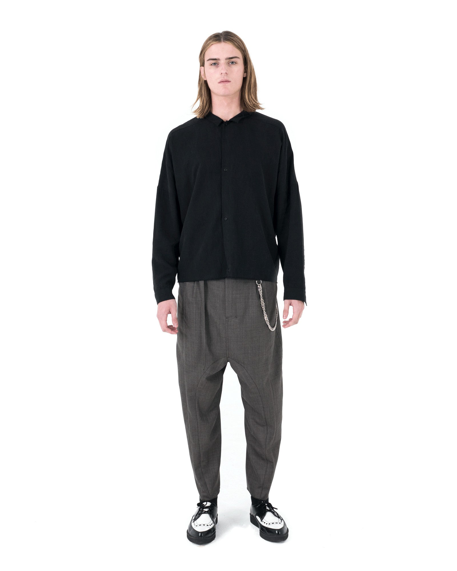 Claus Trouser - Charcoal