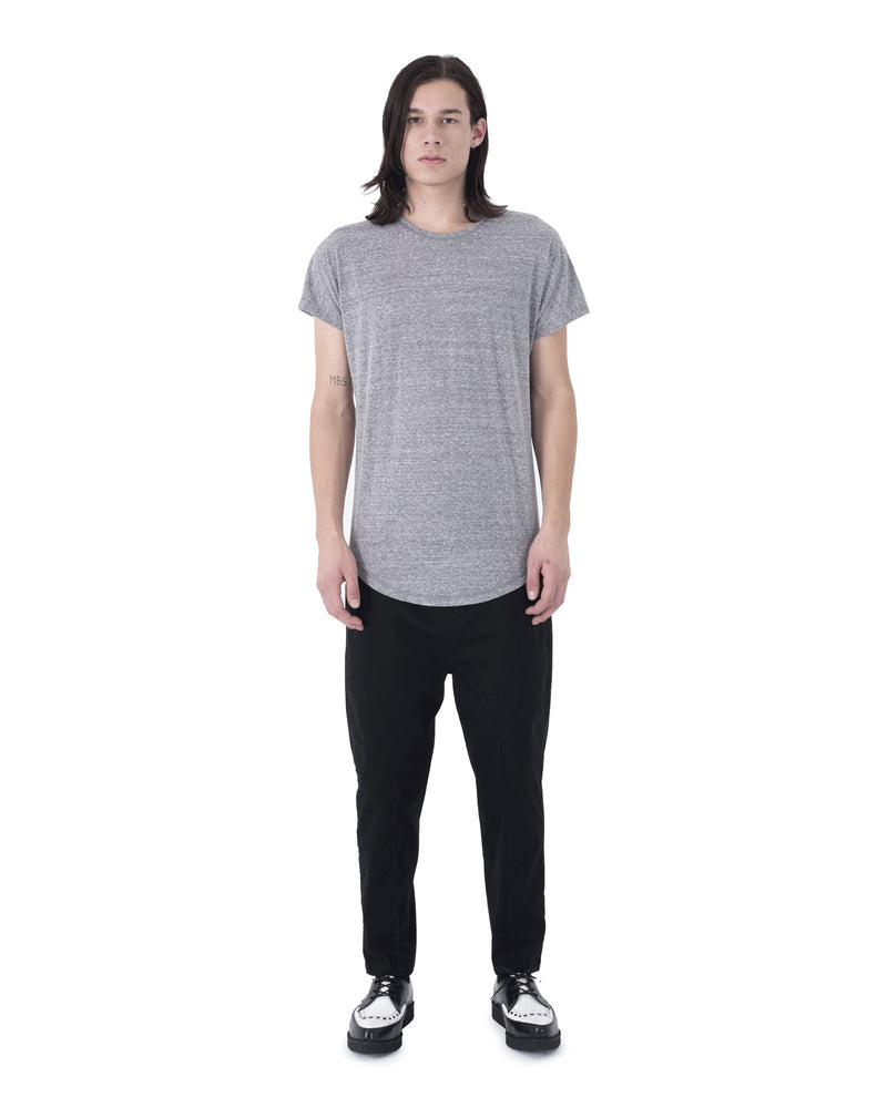 Yuri T-Shirt - Heathered Grey