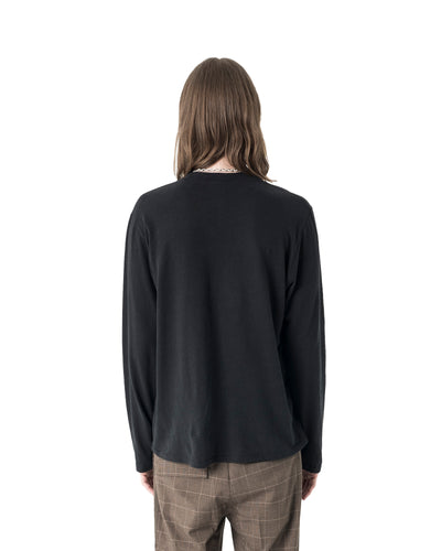 Tem Long Sleeved Shirt - Black