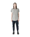Yuri Pocket T-Shirt - Heathered Grey