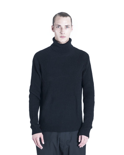 Olmes Sweater - Black