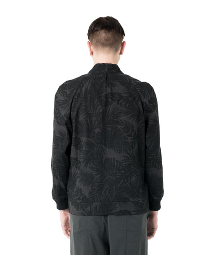 Alt Bomber Jacket - Black