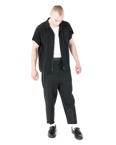 ERC Trouser - Black Moss