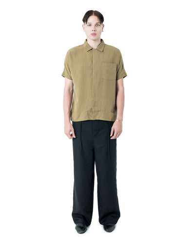 Pars Short Sleeve Shirt - OD Mustard