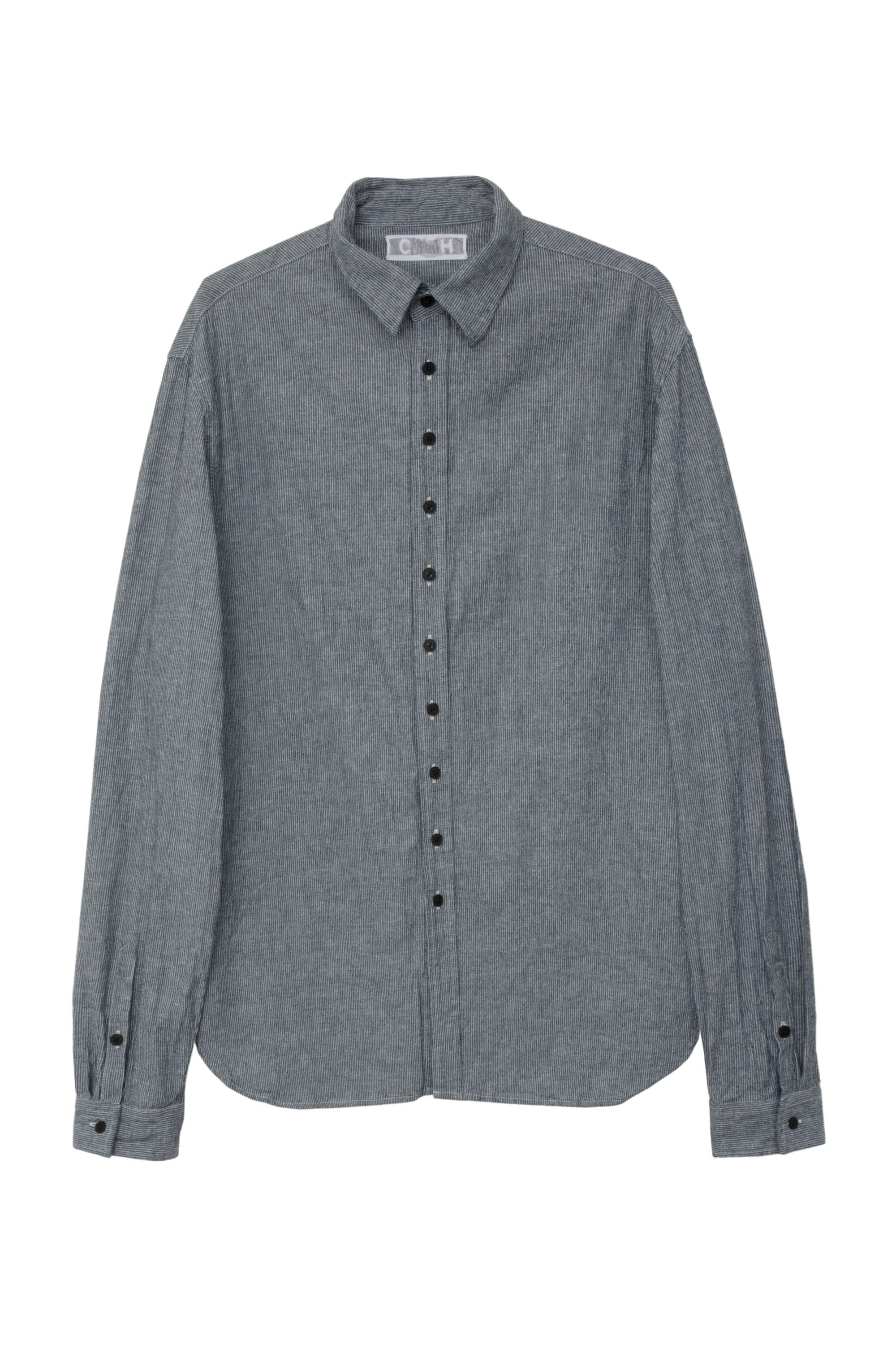WORK SHIRT BD STRIPE