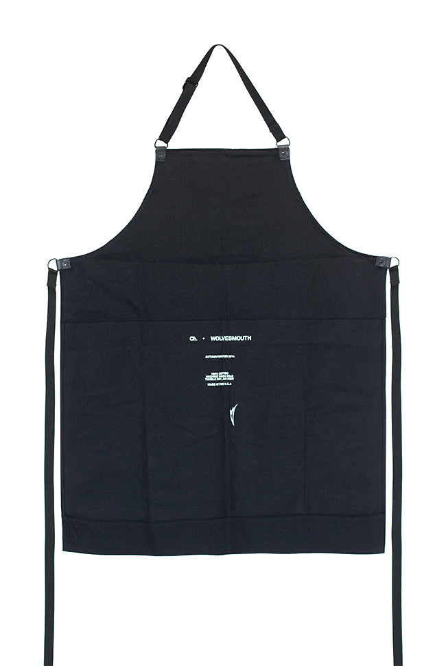 Chapter X Wolvesmouth Apron