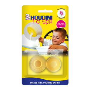 Houdini No Spill [2 x Pack]