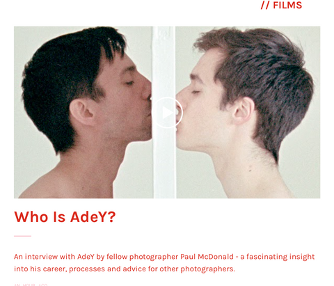 Who Is AdeY?