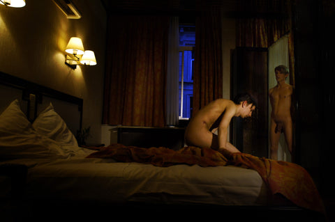 Untitled scene from Hotel I, 2007, Yves De Brabander