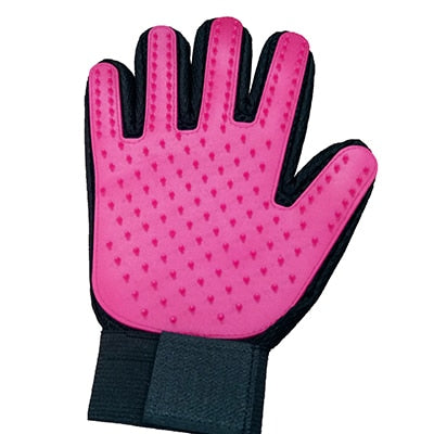 Dog Hair Brush Glove