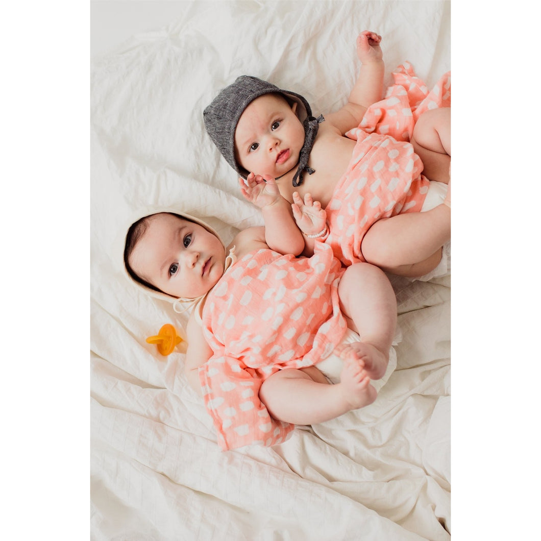 SWADDLE-spotted blush