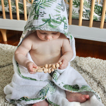 Load image into Gallery viewer, BABY HOODED TOWEL