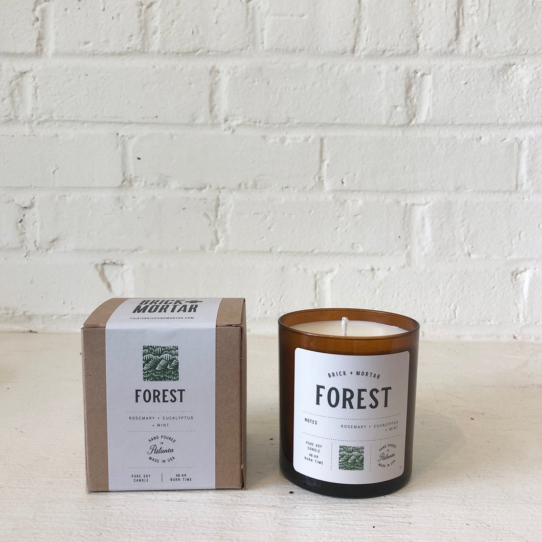 FOREST CANDLE