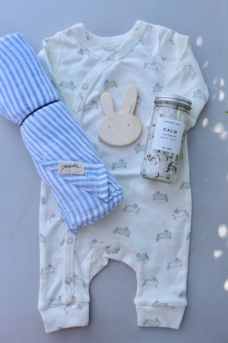 BABY GIFT SET - blue