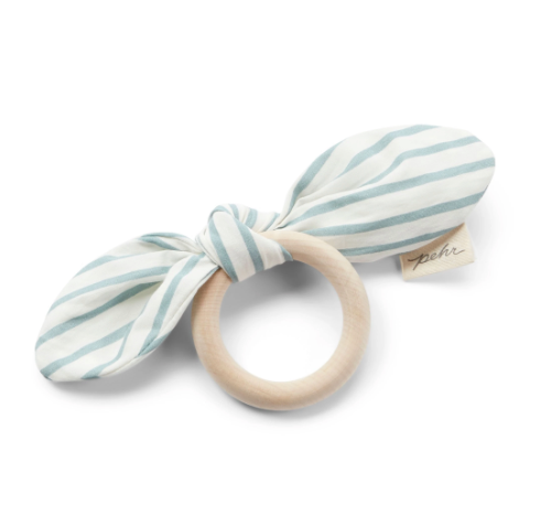 BOW TEETHER - sea blue