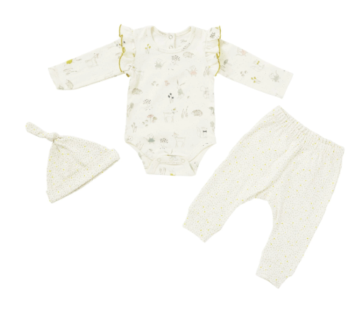 BABY SET - magic forest