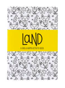 ACTIVITY BOOK - land
