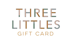THREE LITTLES GIFT CARD