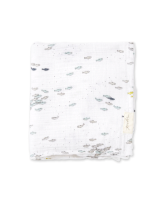 BURP CLOTH - minnow