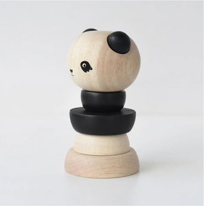 WOOD STACKER - Panda