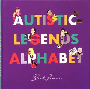 AUTISTIC LEGENDS ALPHABET