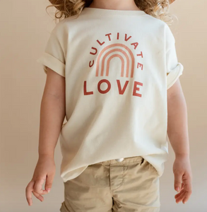 CULTIVATE LOVE TEE - Kids