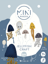 Load image into Gallery viewer, MINI MAKERS CRAFT - Jellyfish