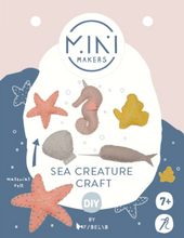 Load image into Gallery viewer, MINI MAKERS CRAFT - Sea Creature