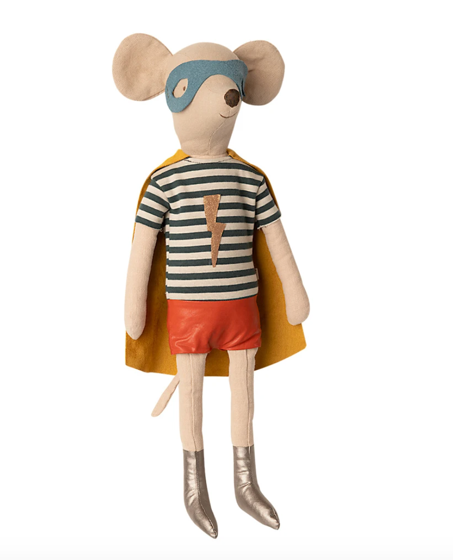 BOY SUPERHERO MOUSE