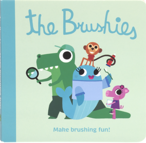 THE BRUSHIES BOOK