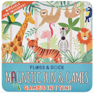 MAGNETIC GAMES - jungle