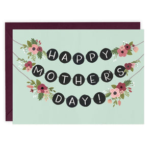 CARD-mother's day banner