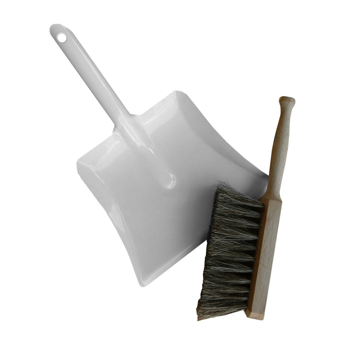 DUST PAN & BRUSH