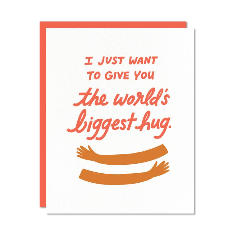 CARD - Biggest Hug
