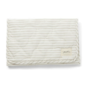 CHANGING PAD CLUTCH - pebble