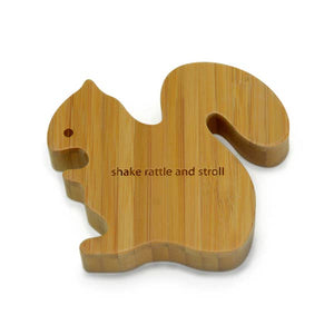 SQUIRREL RATTLE