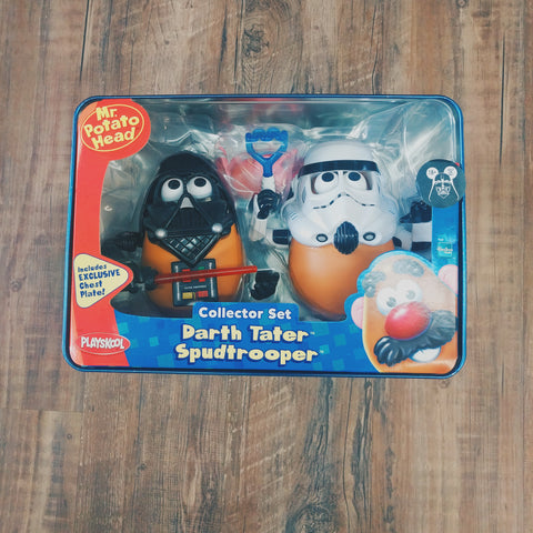 Darth Tater/Spud Trooper Collector set (two device set)