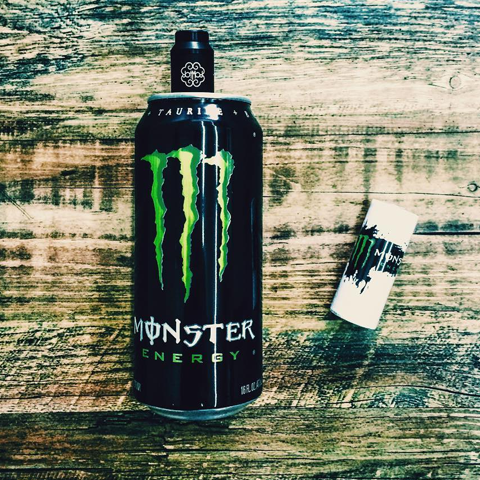 Monster - Can - Single 26650 w/MOSFET Mod