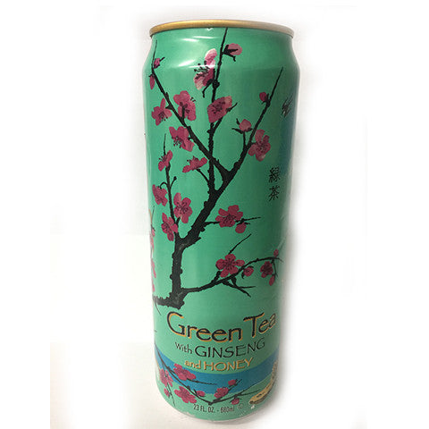 Arizona Green Tea Can Dual 18650 Mod