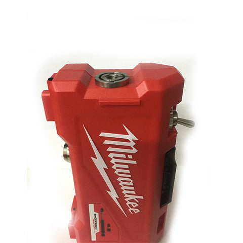 Large Milwaukee Triple 18650 Box Mod