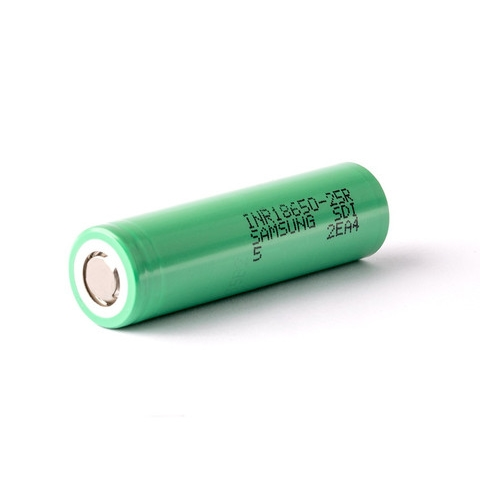 Samsung 25R INR18650 20A Battery