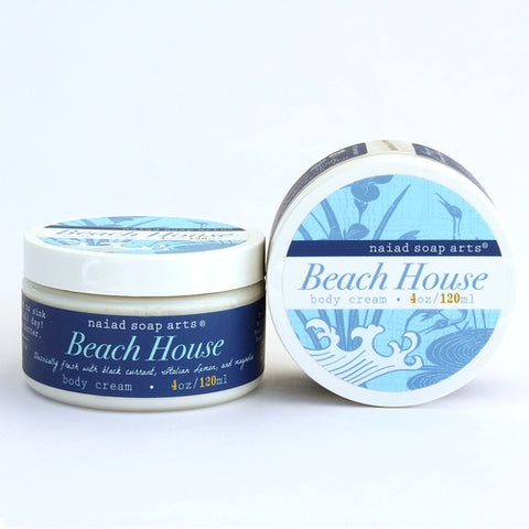 Beach House Shea Butter Body Cream