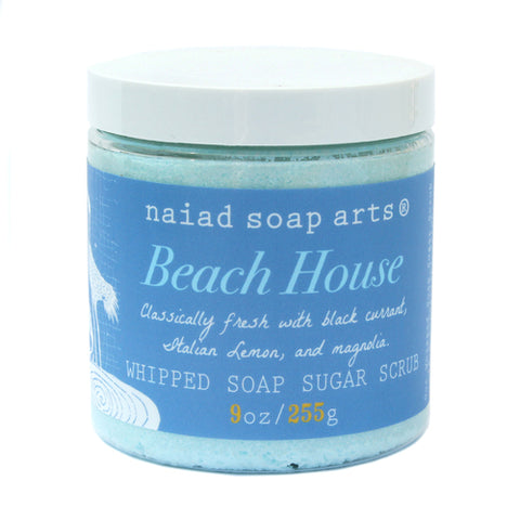 Beach House Sugar Whipped Soap