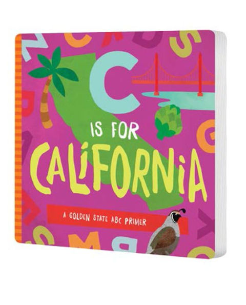 C is for California Book