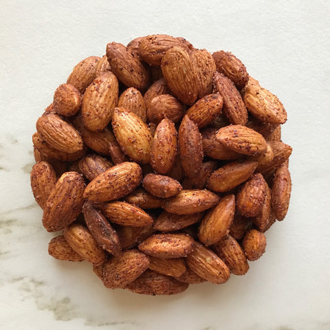 California Chile Smoked Almonds