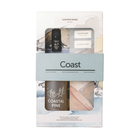 California Coast Fragrance and Body Gift Set