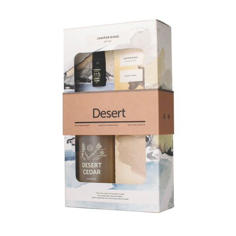 California Desert Fragrance and Body Gift Set
