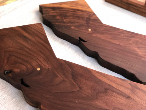 California Stately Serving and Cutting Board