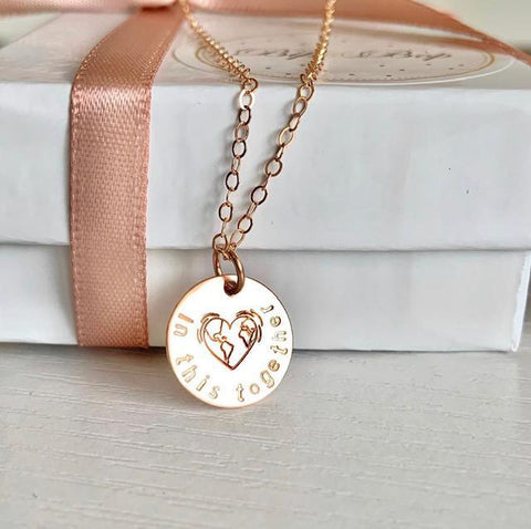 In This Together Necklace