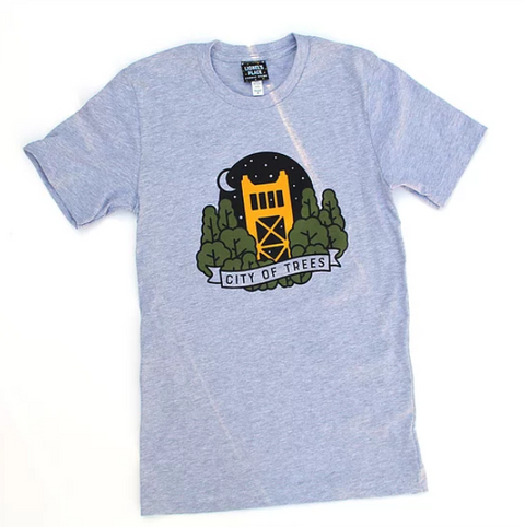 Sacramento Made Here Tee Shirt